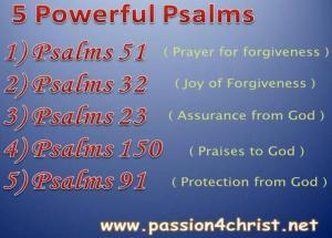 Powerful Psalms