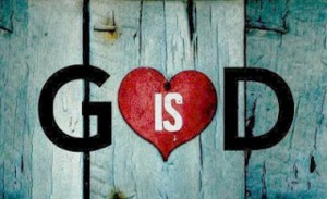 GOD Is 'LOVE'